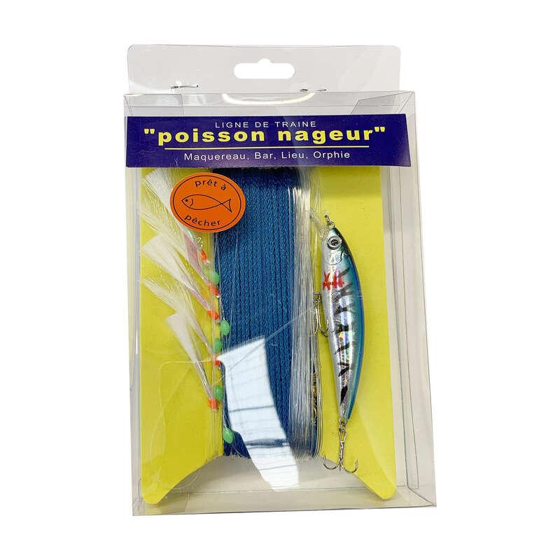 [EN] HAND TROLLING Horgászsport - Damil + Wobbler FLASHMER - Horgászsport