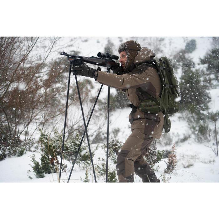 Chapka chasse Toundra 500 marron
