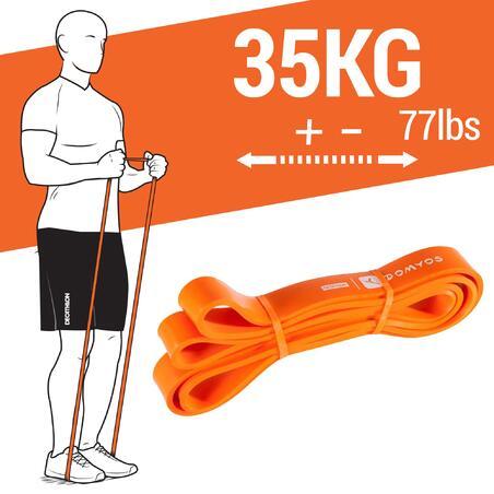 Élastique entraînement fonctionnel 35kg