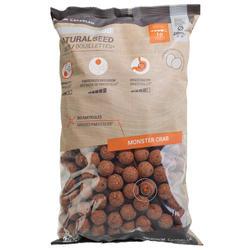 Boilies voor karpervissen Natural Seed 20 mm 2 kg krab