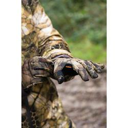 Gants Chasse Chaud 500 camouflage FURTIV