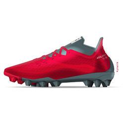 兒童款乾地足球鞋Viralto III MG - 紅灰配色