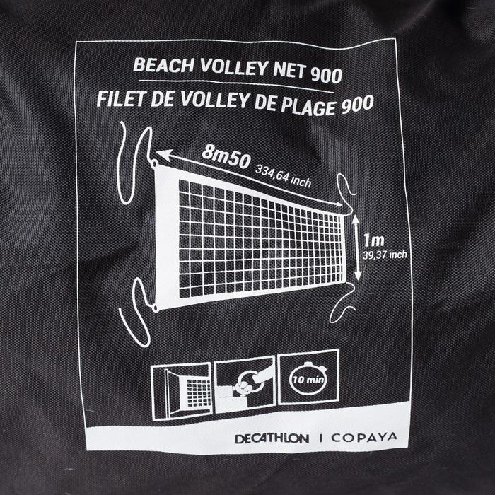 Red de vóley playa BVN900
