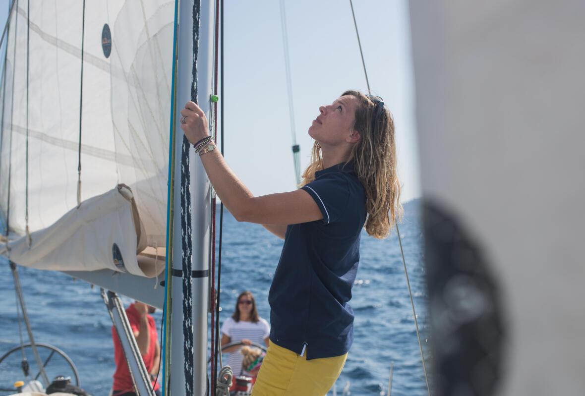 Comment faire un noeud marin ?