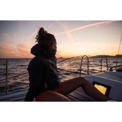Sailing 100 Women's Waterproof Sailing Jacket - Navy