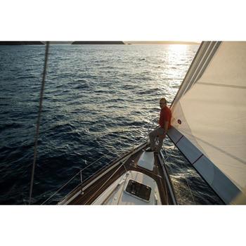 Men's Non-Slip Boat Shoes Sailing 300 - Navy