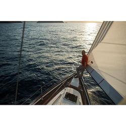 男款耐穿航海長褲Sailing 100-米色
