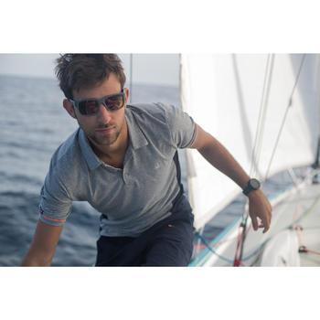 Sailing 100 Men's Rugged Sailing Bermuda Shorts - Navy