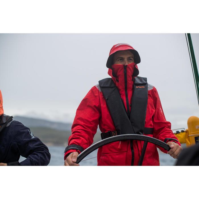 Zeiljas voor heren Sailing 500 rood