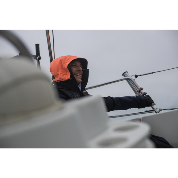 Mitaines voile adulte sailing 500 noir/rose