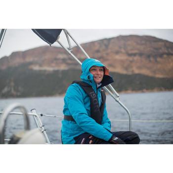 Zeiljas voor dames Sailing 500 blauw