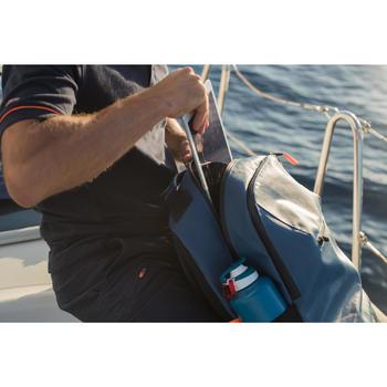 航海背包25 L-軍藍色
