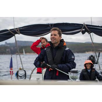 Zeiljas voor heren Sailing 500 marineblauw