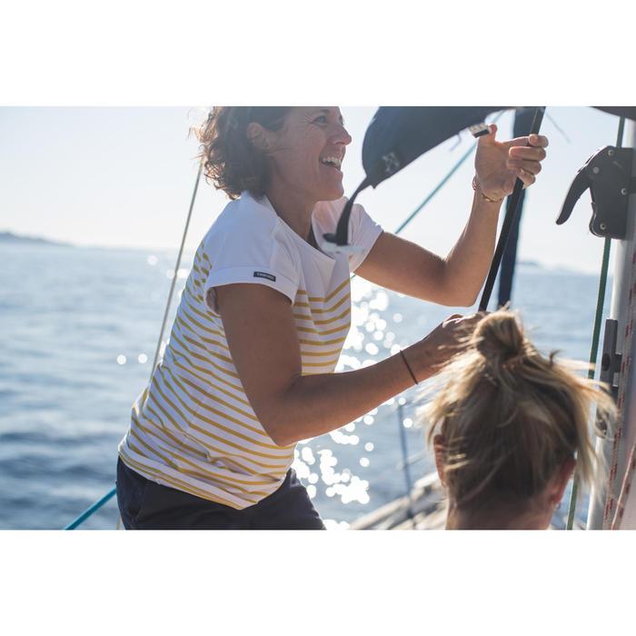 Short robuste de voile femme SAILING 100 Navy
