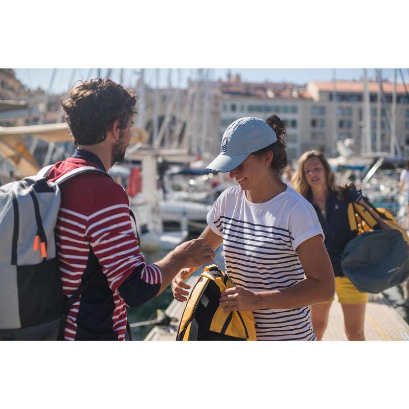 Sapka, kesztyű, táska Vitorlázás, hajózás, dingi - Napellenzős sapka Sailing 100 TRIBORD - Kiegészítők