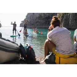 Sailing 100 Men's Rugged Sailing Bermuda Shorts - Beige