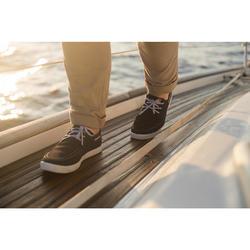 Sailing 100 Men's Rugged Sailing Trousers - Beige