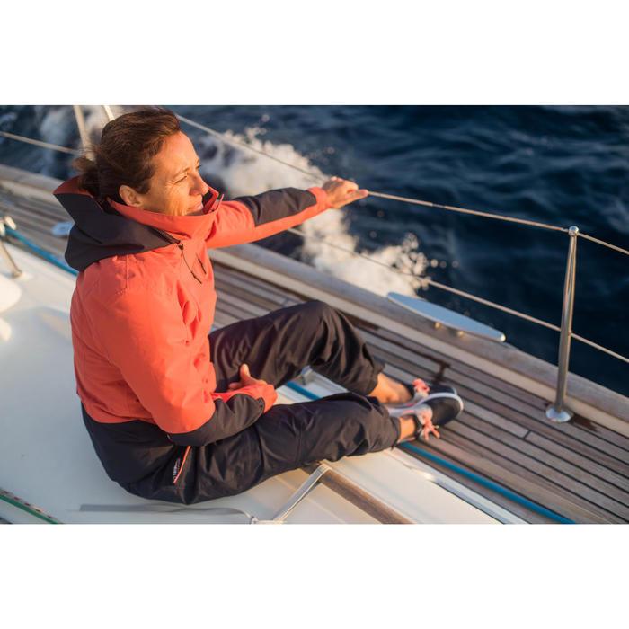 Salopette de voile imperméable Femme SAILING 300 Navy