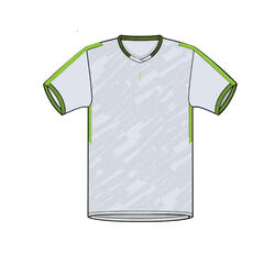 Kids' Shirt F520 - Grey/Green