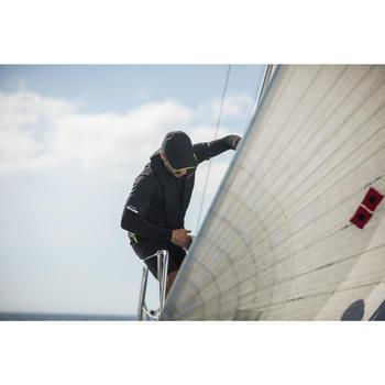 成人航海運動賽帽 - 黑色