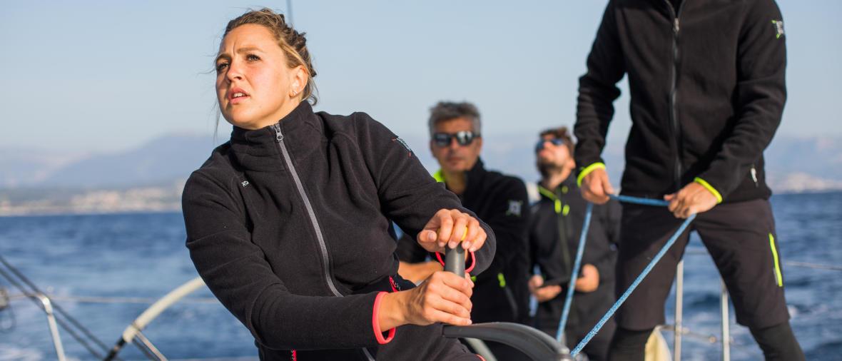 fall in sailing