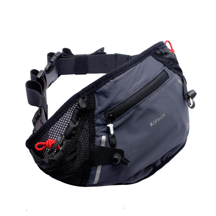 Đai đeo hông chạy bộ đựng bình nước 250ml + móc gắn BIB