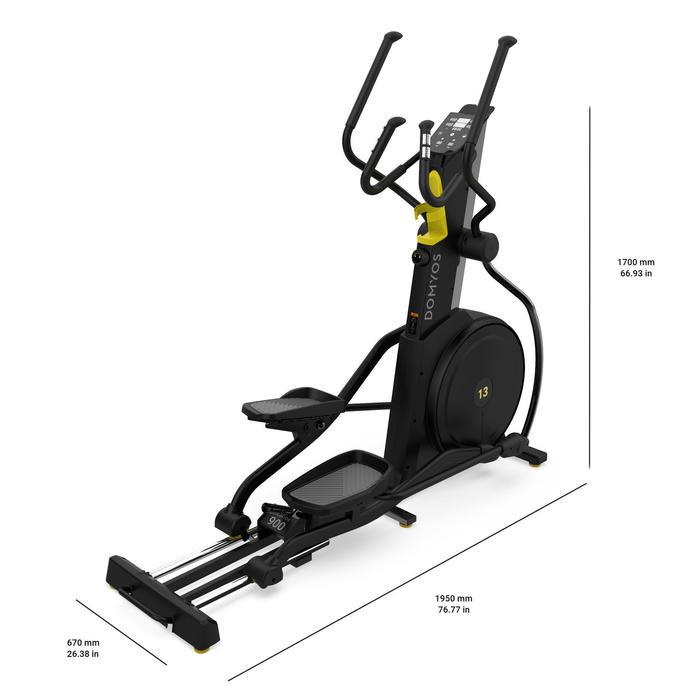 Vélo elliptique performance EL 900