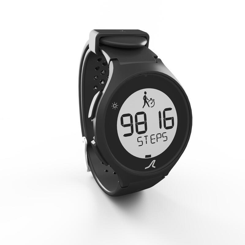 Reloj Podómetro OnWalk Adulto Negro