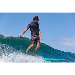 Surf boardshort standard 500 Mystywaves Fluo