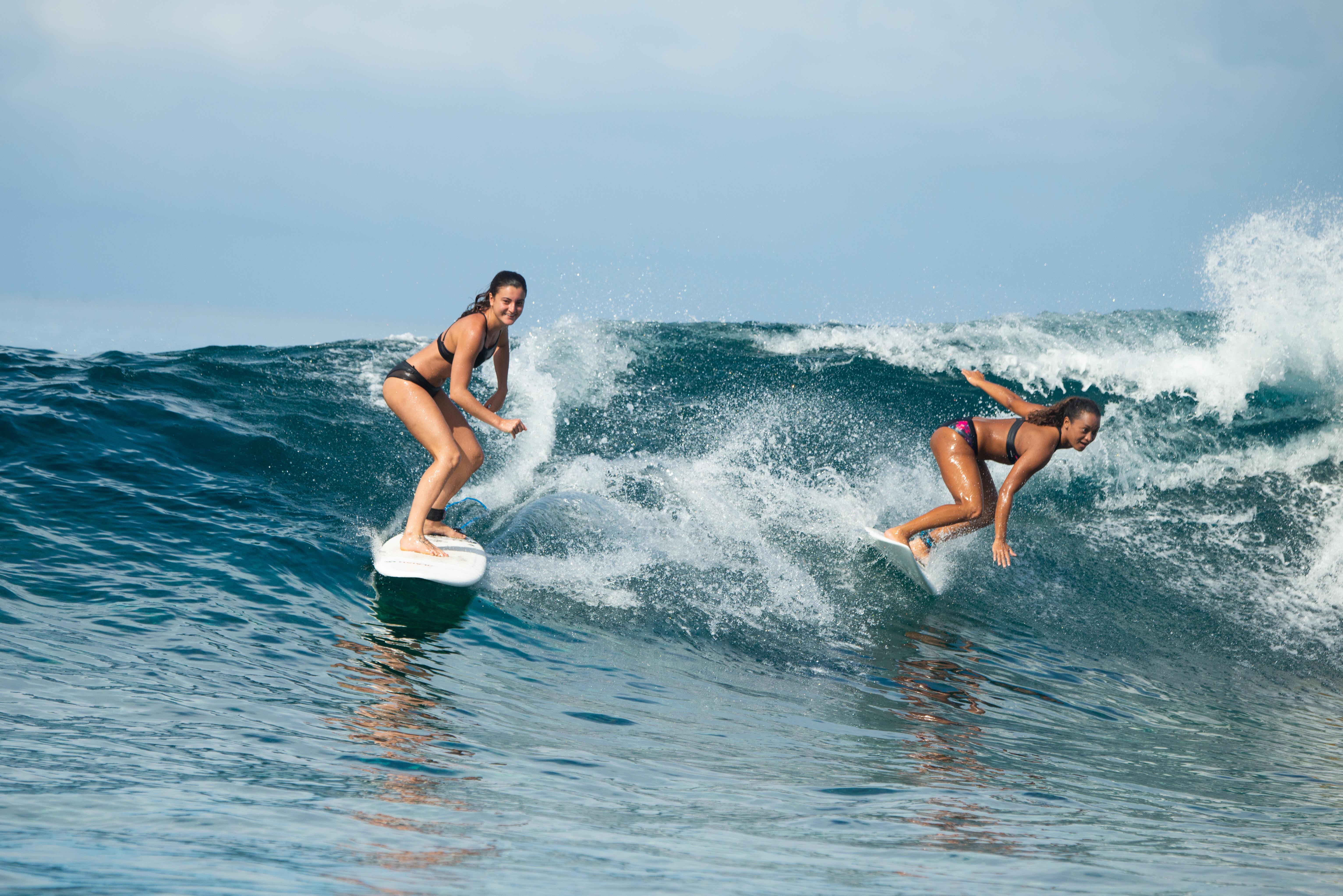 Sörf Bikini Üstü