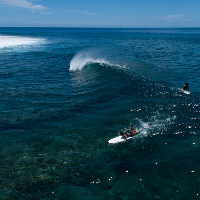 Visie surf door Decathlon
