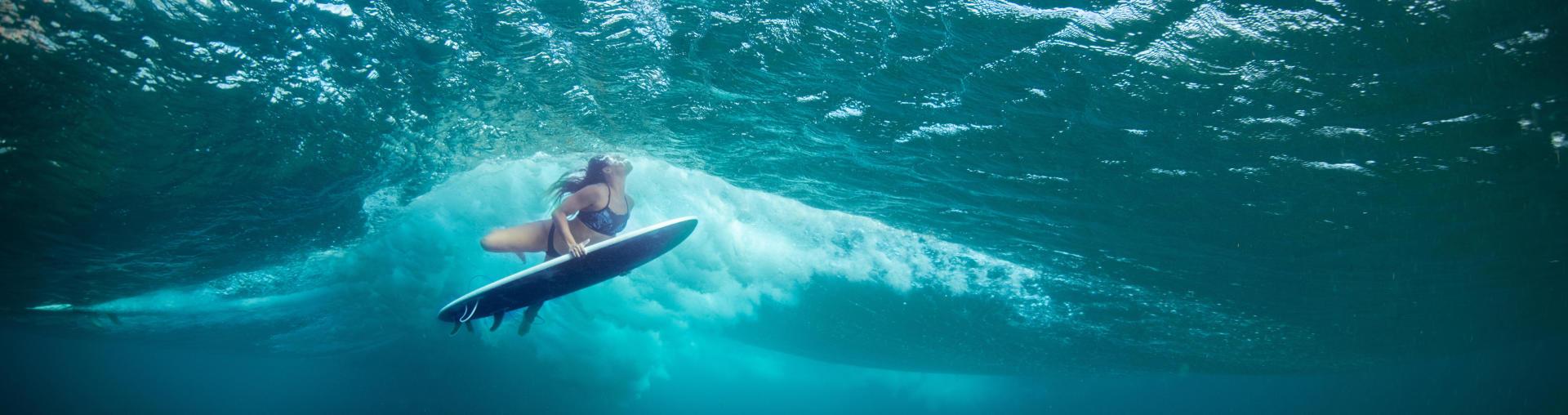 Loja de Surf Decathlon