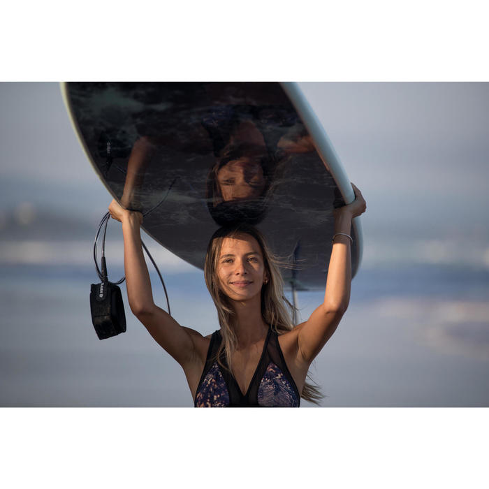 MAILLOT DE BAIN DE SURF 1 PIECE FEMME DOS X ISA WATER