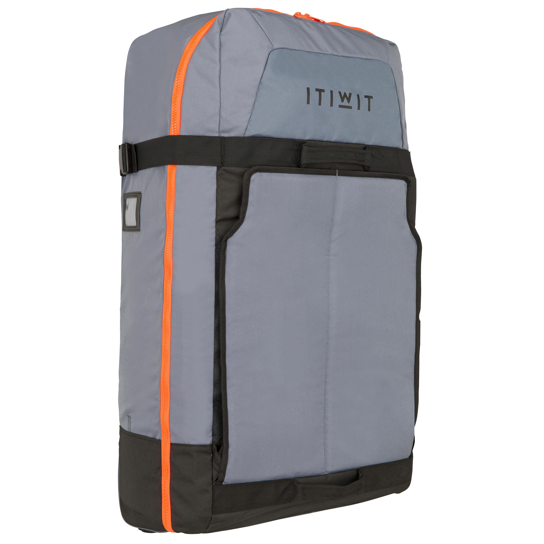 Sommet Festival Glastonbury Trolley Camping Voyage Valise bagages 50 kg pliable