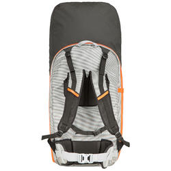 SAC A DOS ETANCHE IPX7 CONVERTIBLE 120|40 STAND UP PADDLE GRIS