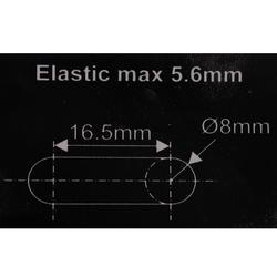 Teflon puller slot 6 mm