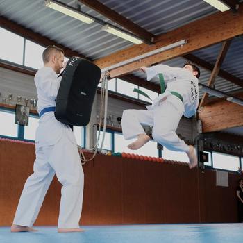 Dobok/Kimono Taekwondo 500 adulte