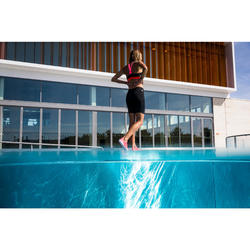 Chaussons Aquagym,Aquabike et Aquafitness Fitshoe rose