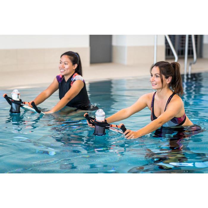 Bikinitop voor aquafitness Lou roze