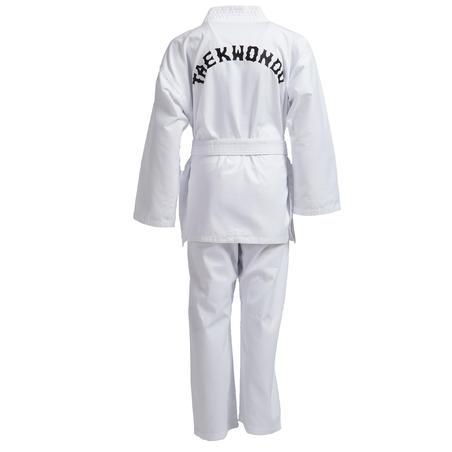 100 Kids Taekwondo Dobok Uniform - White