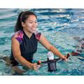 PLAVKY A VYBAVENÍ NA AQUAGYM, AQUABIKE Aqua aerobic, aqua fitness - DÁMSKÝ TOP ANNA NABAIJI - Aqua aerobic, aqua fitness