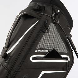 Standbag voor golf Light zwart