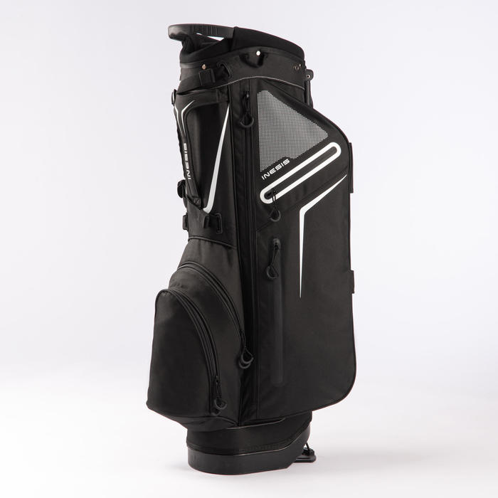 SAC DE GOLF TRÉPIED LIGHT Noir