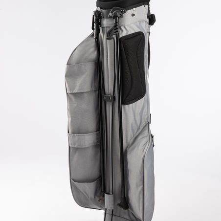 GOLF STAND BAG ULTRALIGHT GREY