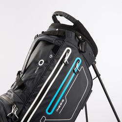 SAC de GOLF TREPIED WATERPROOF BLEU MARINE