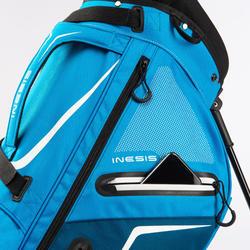 Standbag voor golf Light cyaanblauw