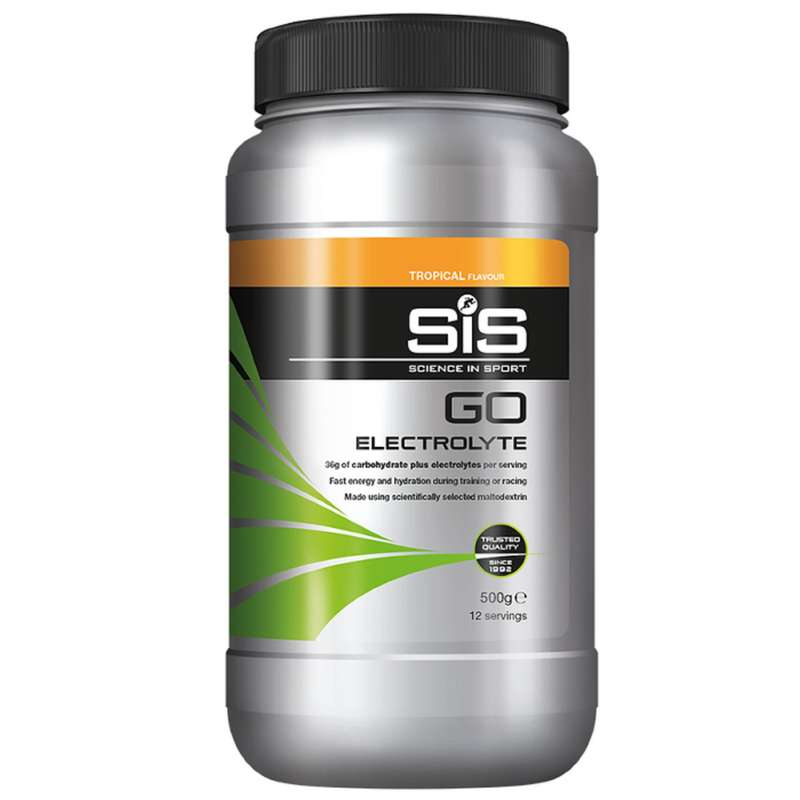HYDRATION & BEFORE Running - SIS Go Electrolyte Sport Powder 500g SCIENCE IN SPORT - Running