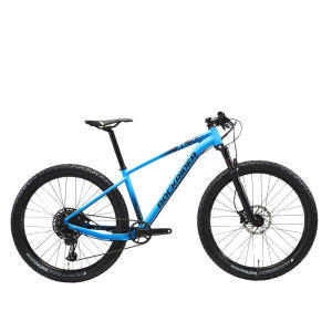 VTT ROCKRIDER XC 500 LIGHT BLUE