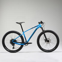Vélo VTT XC 500 27,5 PLUS EAGLE bleu ciel