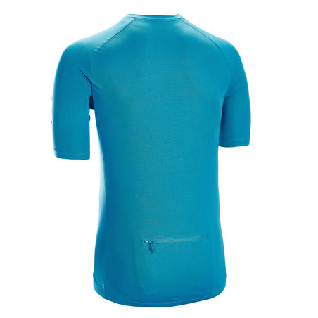 Essential Short-Sleeved Road Cycling Jersey